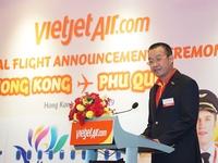 Vietjet opens Phu quoc-Hongkong, China direct flight