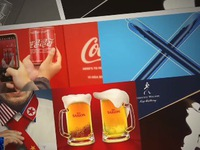 Tranh thủ quảng cáo theo Hội nghị thượng đỉnh Mỹ - Triều Tiên