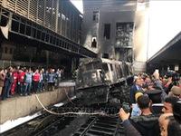 Ai Cập có Bộ trưởng Bộ Giao thông mới sau vụ tai nạn đường sắt nghiêm trọng