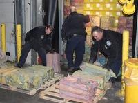 Thu giữ 1,5 tấn ma túy tại New York, Mỹ
