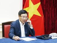 Phó Thủ tướng Phạm Bình Minh đề nghị trả tự do cho công dân Đoàn Thị Hương