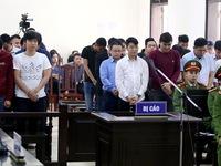 Phúc thẩm vụ đánh bạc nghìn tỷ: Phan Sào Nam, Nguyễn Văn Dương không được giảm án