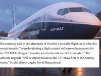 737 Max từng là dòng máy bay bán chạy nhất của Boeing