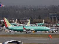 Boeing tạm ngừng giao máy bay 737 Max