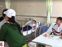 Bà Rịa - Vũng Tàu: 38 học sinh lớp 2 nghi ngộ độc thực phẩm