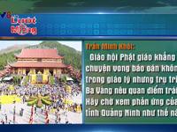 Dân mạng đồng tình xử lý nghiêm việc truyền bá mê tín dị đoan ở chùa Ba Vàng