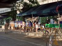 Không khí ngày bầu cử tại Thái Lan
