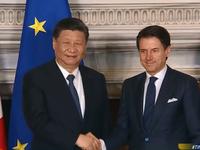Italy tham gia sáng kiến 'Vành đai, con đường'