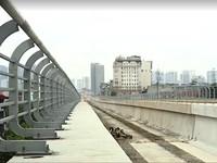 Dự án đường sắt đô thị Nhổn - Ga Hà Nội chậm tiến độ vì thiếu vốn