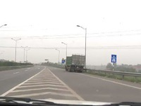 Văn hóa giao thông trên cao tốc cần được nâng cao