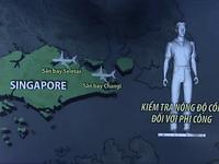 Singapore kiểm tra nồng độ cồn đối với phi công