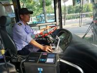 Thanh toán tự động và nhanh chóng với thẻ xe bus thông minh Unipass