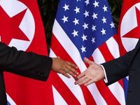 Tổng thống Mỹ khẳng định mối quan hệ tốt đẹp với Chủ tịch Triều Tiên