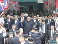 DPRK Chairman Kim Jong Un begins official visit to Vietnam and attend DPRK-USA Summit