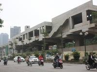 Tuyến đường sắt đô thị Nhổn - Ga Hà Nội đã hoàn thành 48#phantram, vận hành toàn tuyến vào năm 2022