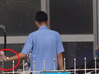 Vạch trần chiêu thức gian lận của nhân viên cây xăng Hà Nội