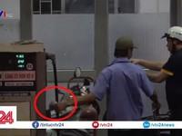 Sau phóng sự điều tra của VTV24, cây xăng 199 Minh Khai bị kiểm tra, nhân viên thừa nhận 'vô tình gian lận'