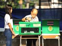 Thái Lan ấn định hạn chót bỏ phiếu lại