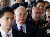 Malaysian government seeks additional 411 million USD in taxes from Najib