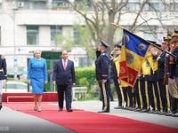 Romania tổ chức trọng thể lễ đón Thủ tướng Nguyễn Xuân Phúc