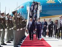 Thủ tướng Nguyễn Xuân Phúc bắt đầu thăm chính thức Cộng hòa Czech