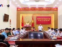 Đoàn công tác của Tiểu ban Điều lệ Đảng làm việc tại tỉnh Ninh Bình