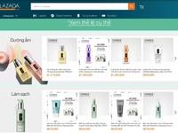 Lazada Việt Nam có thêm gian hàng trực tuyến chính hãng Clinique