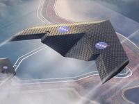 MIT và NASA chế tạo ra một loại cánh máy bay siêu linh hoạt mới