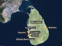 Nhìn lại diễn biến vụ đánh bom liên hoàn tại Sri Lanka