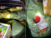 Quảng Ninh: Phát hiện 1 tấn bột trà sữa không rõ nguồn gốc