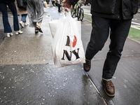 New York chính thức ban hành lệnh cấm túi nylon