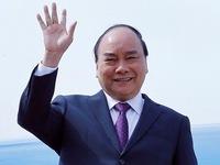 Thủ tướng lên đường dự Diễn đàn cấp cao 'Vành đai và con đường'