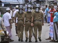 Người dân Sri Lanka sống trong bất an