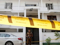 Kẻ chủ mưu vụ tấn công tại Sri Lanka đã thiệt mạng