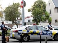 New Zealand phong tỏa các tuyến đường ở Christchurch vì đe dọa đánh bom