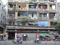 TP.HCM: Nguy cơ vỡ kế hoạch sửa chữa chung cư cũ