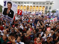 Thai parties reaction over election results
