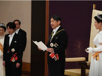 Nhật Bản bước vào triều đại Lệnh Hòa