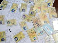 TP.HCM: Phát hiện hàng trăm giấy phép lái xe giả