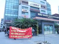 Cư dân chung cư M5 Nguyễn Chí Thanh 'nóng' vì tranh chấp với chủ đầu tư