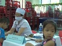 Quảng Bình đẩy mạnh tiêm vaccine sởi - rubella
