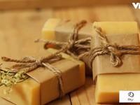 Cách làm xà bông handmade đơn giản