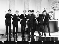 BTS bỗng hóa thành ban nhạc huyền thoại The Beatles