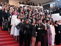 Cannes 2019: Gây tranh cãi với chiến dịch bảo vệ phụ nữ #MeToo