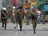 Sri Lanka áp dụng lệnh giới nghiêm xua tan lo ngại khủng bố