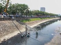 Japan to help Hanoi clean up to lich river