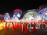 Hai Phong Red Flamboyant Flower Festival 2019 underway