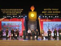 Hanoi celebrates 60th anniversary of Ho Chi Minh trail