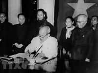 Chủ tịch Hồ Chí Minh - Vị lãnh tụ thiên tài của cách mạng Việt Nam