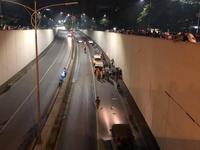 Tạm giữ hình sự tài xế gây tai nạn trong hầm Kim Liên